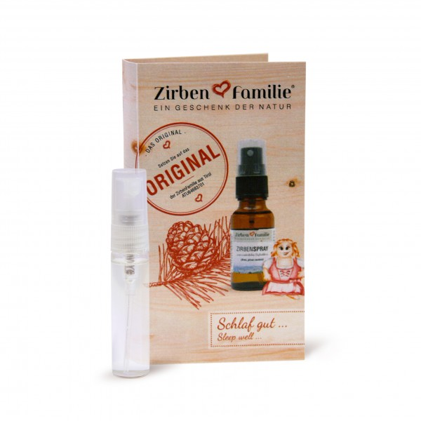 Original ZirbenSpray 5ml