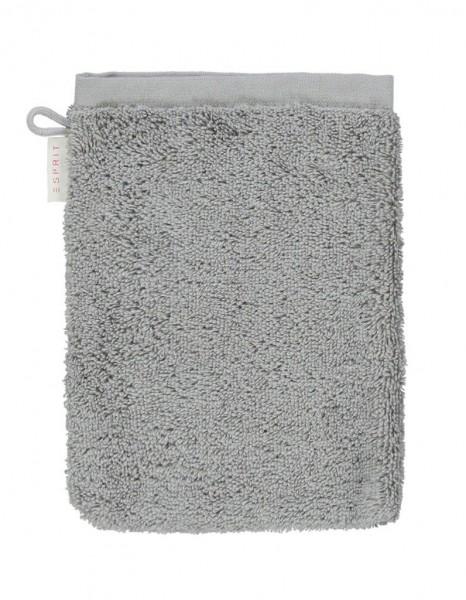 Esprit Waschhandschuh Solid grey