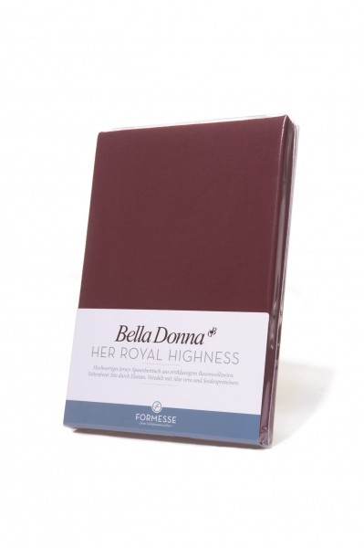 """Bella Donna Jersey """"La Piccola"""" Topperspannbetttuch"""