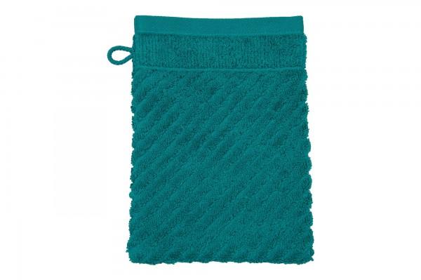 Ross Uni Smart Waschhandschuh Smaragd