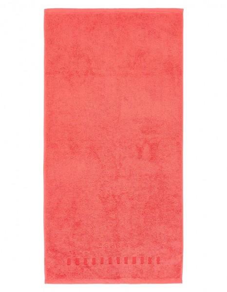 Esprit Handtuch Solid cayenne