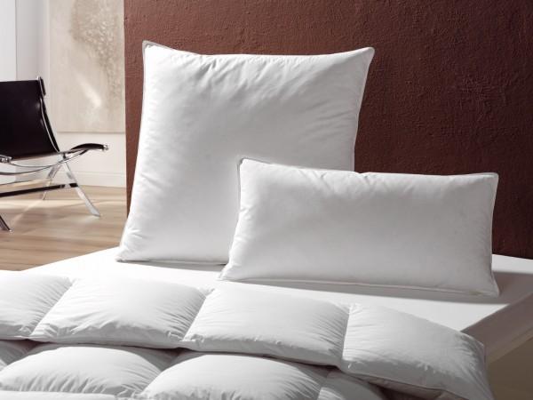 City Comfort Kissen 85% Federn, 15% Daunen