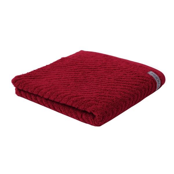 Ross Uni Smart Handtuch Marsala