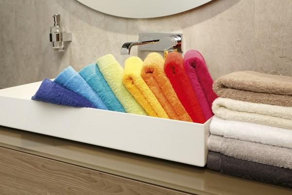 Cawö Lifestyle Waschhandschuh 7007
