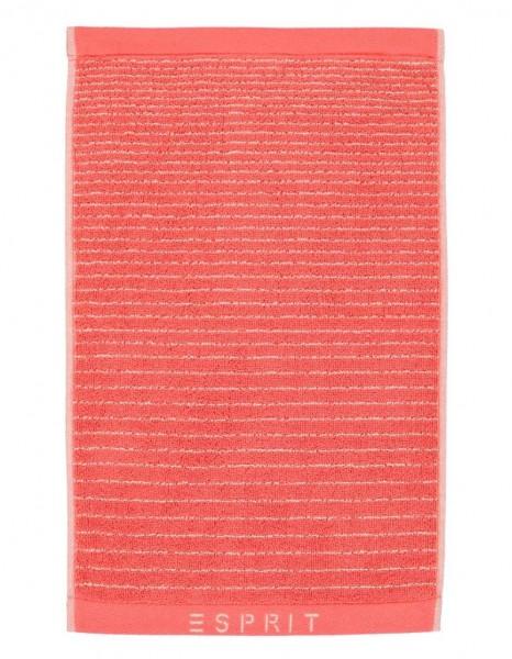 Esprit Handtuch Grade cayenne