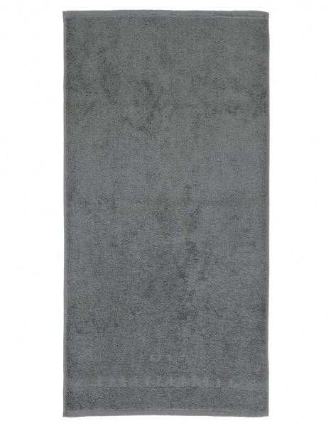 Esprit Handtuch Solid anthracite