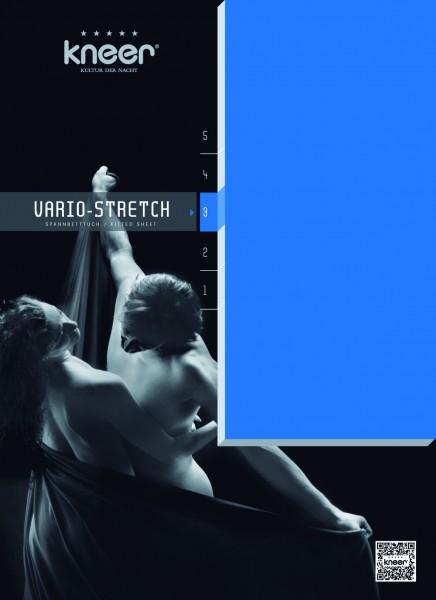 Vario-Stretch Topperspannbetttuch