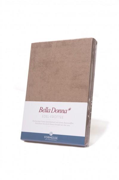 Bella Donna Edel-Frottee Spannbetttuch